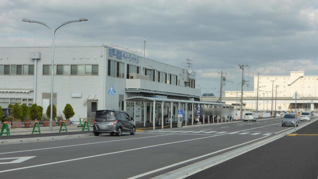 神戸・海上アクセスターミナル