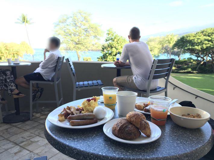 clublounge -  Sheraton Kona Resort & Spa at Keauhou Bay