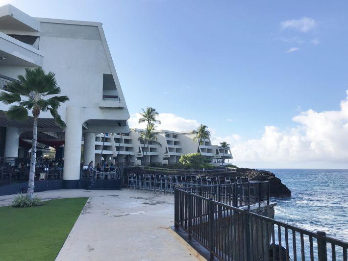 ocean -  Sheraton Kona Resort & Spa at Keauhou Bay