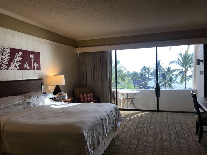 Room of Sheraton Kona Resort & Spa at Keauhou Bay