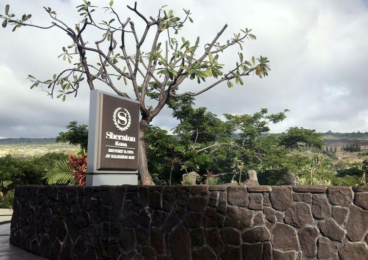 「Sheraton Kona Resort & Spa at Keauhou Bay」