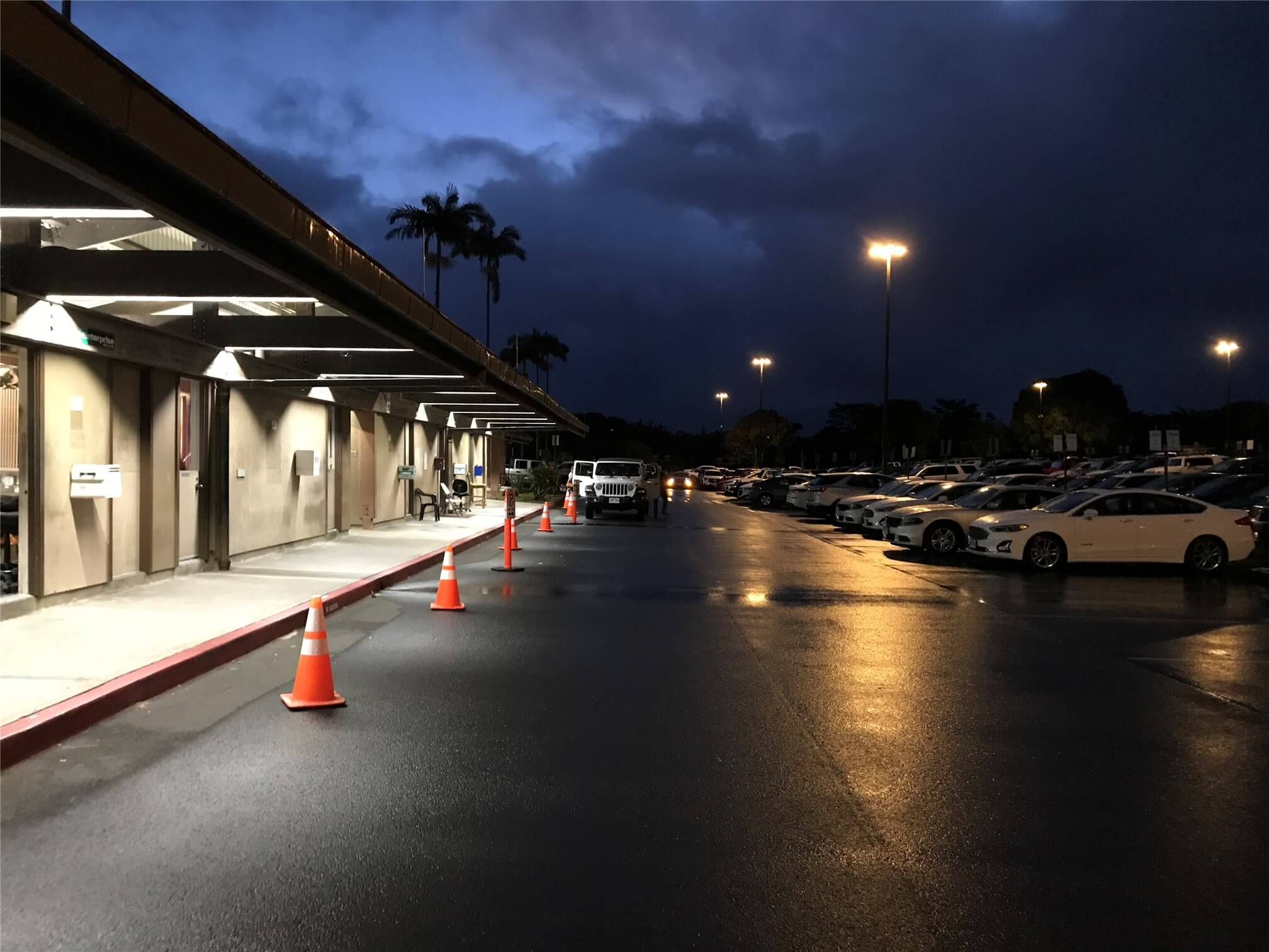 hilo ito Airport car rental1