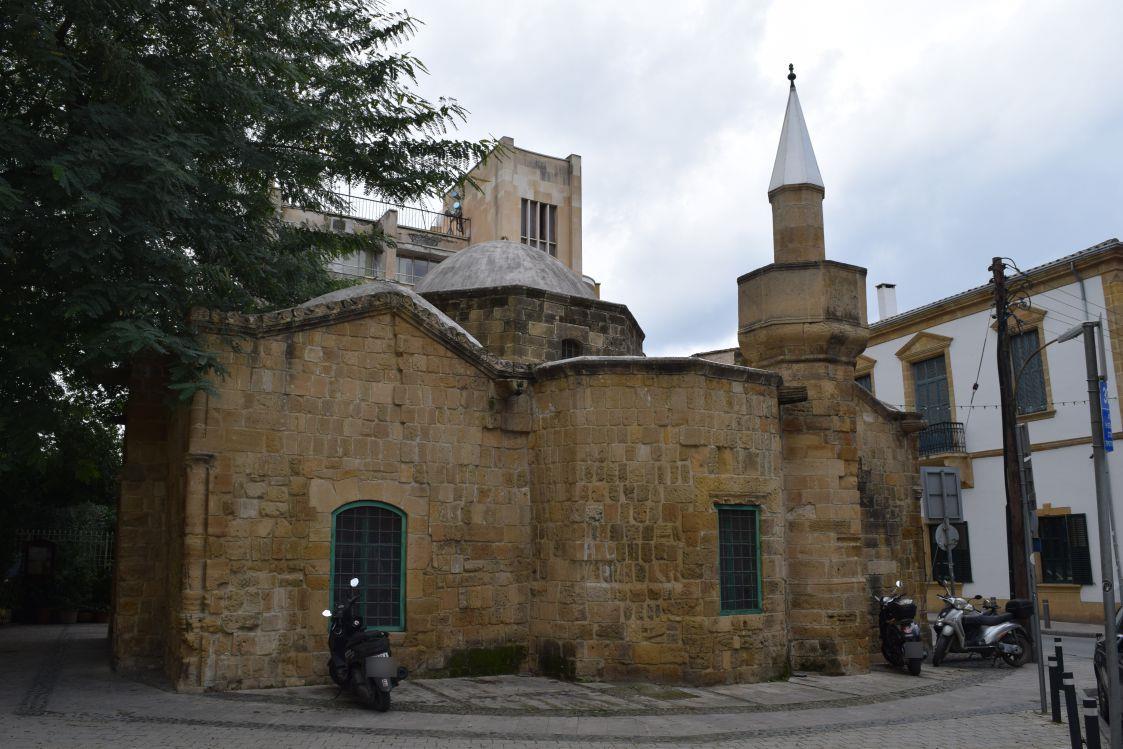 ニコシア-旧市街地-Panagia Faneromeni Church