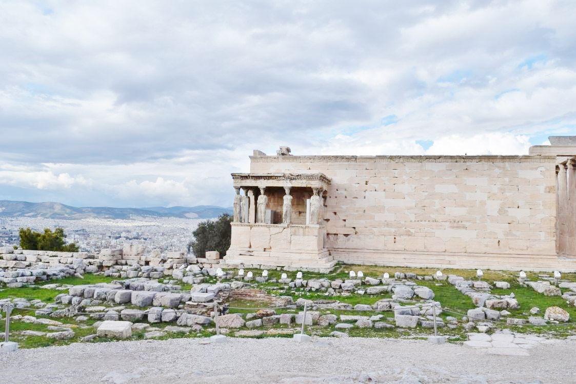 アテナ神殿