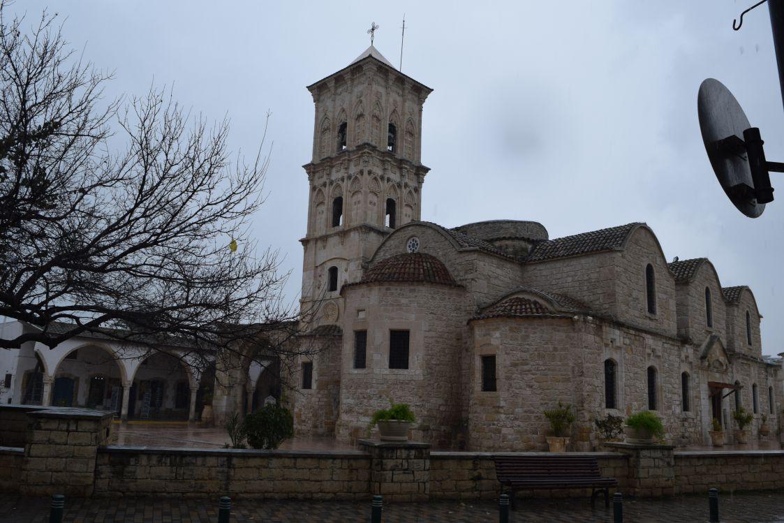 聖ラザロ教会外観