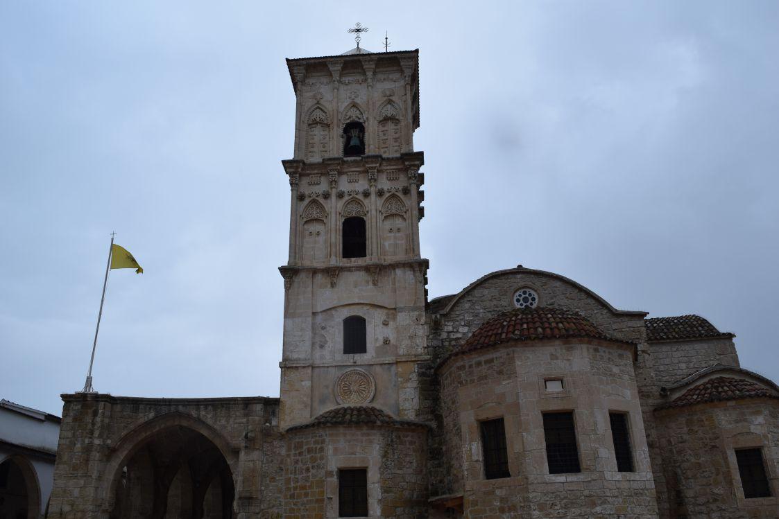 聖ラザロ教会正面
