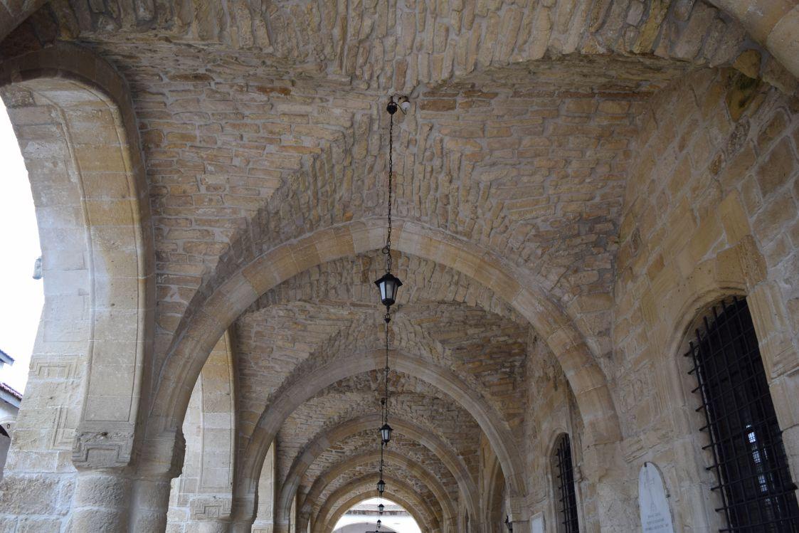 聖ラザロ教会-天井