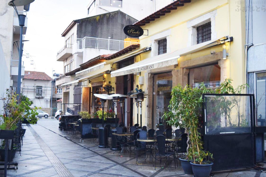 XM-近くのフレンチレストラン