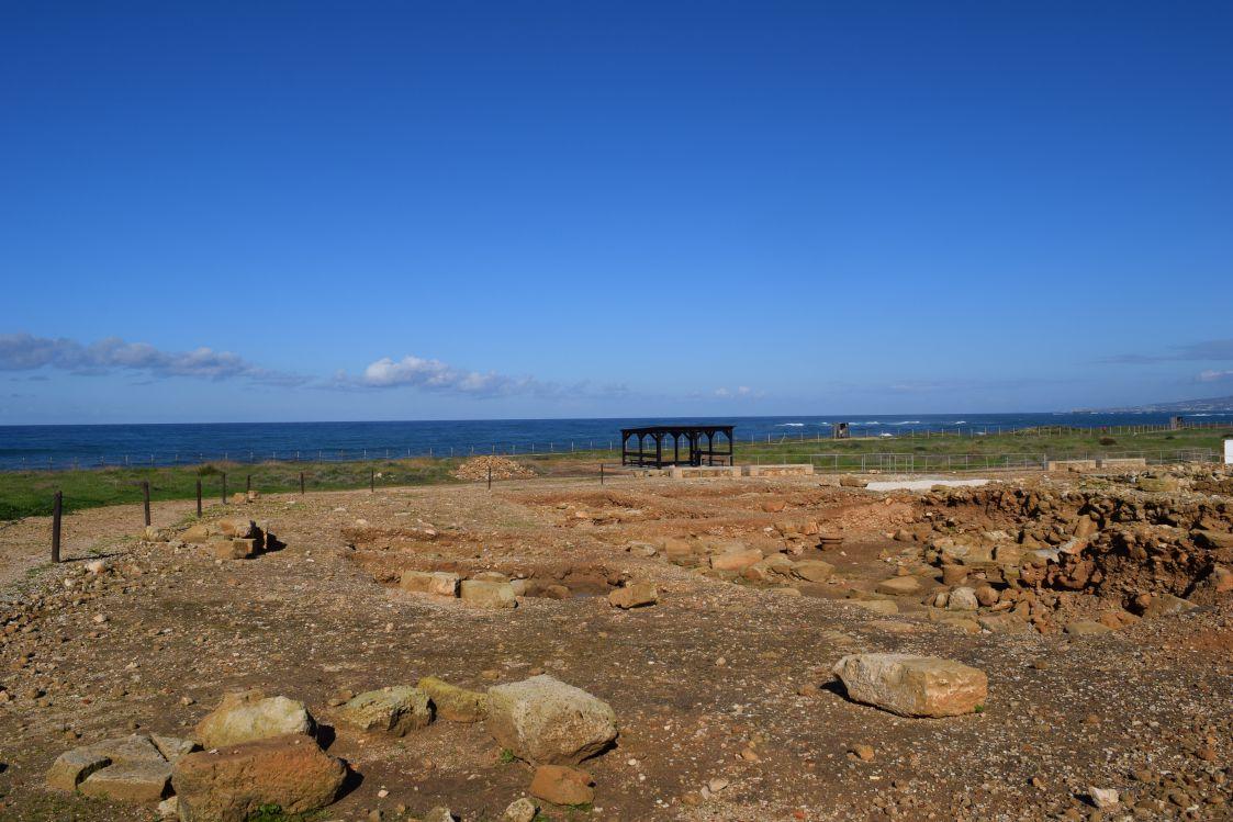 パフォス考古学公園-オルフェウスの家-広がり