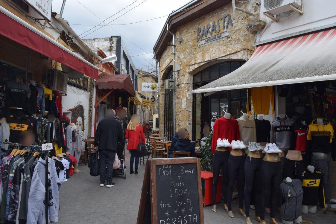 北キプロス-商店