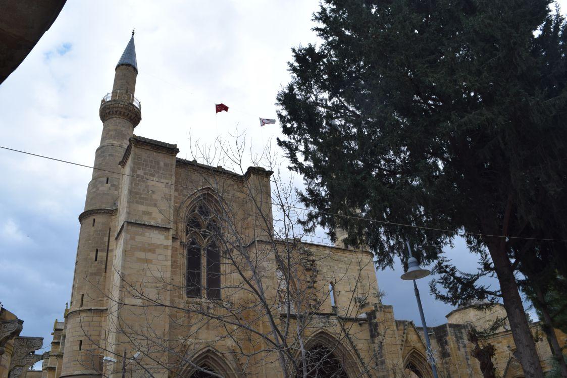 北キプロス-ニコシア-セリミエ・モスク