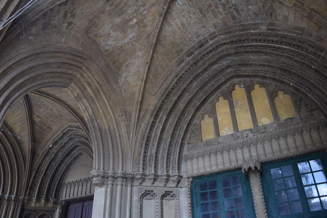 北キプロス-ニコシア-セリミエ・モスク-建築様式