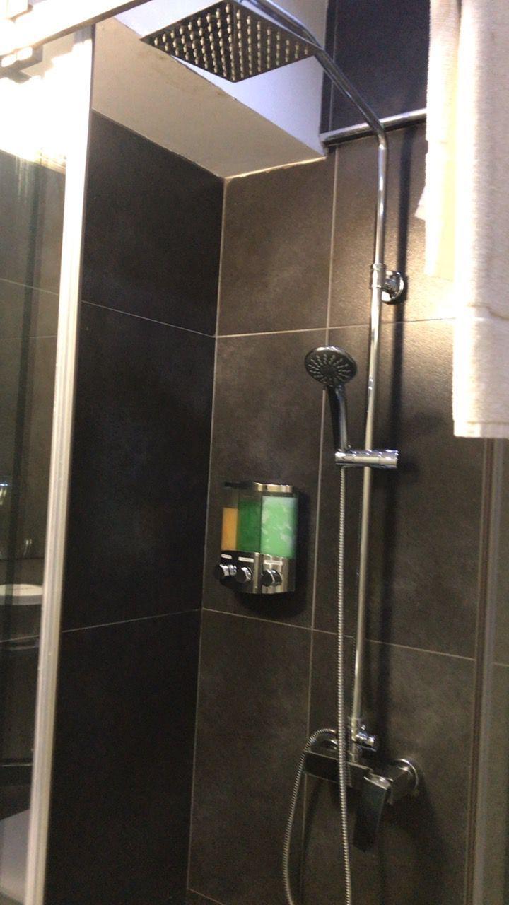 アキレオス シティ ホテル-シャワー