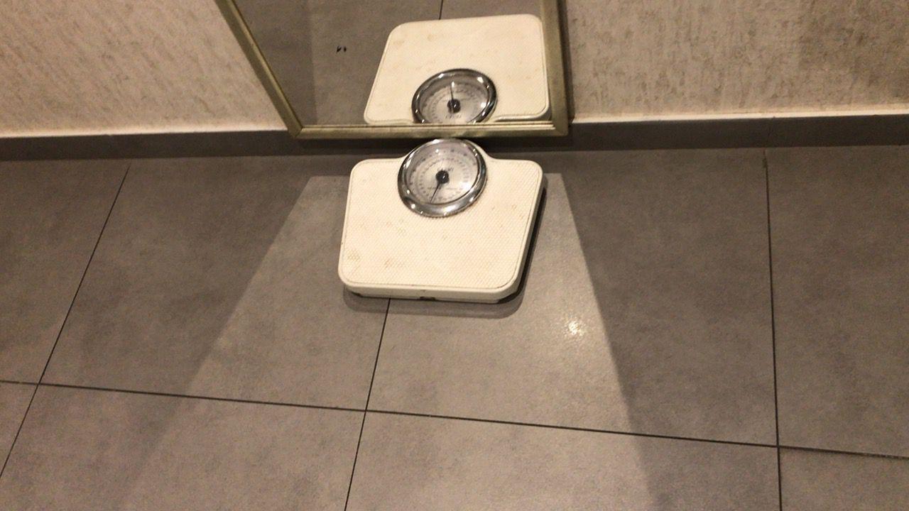 アキレオス シティ ホテル-体重計