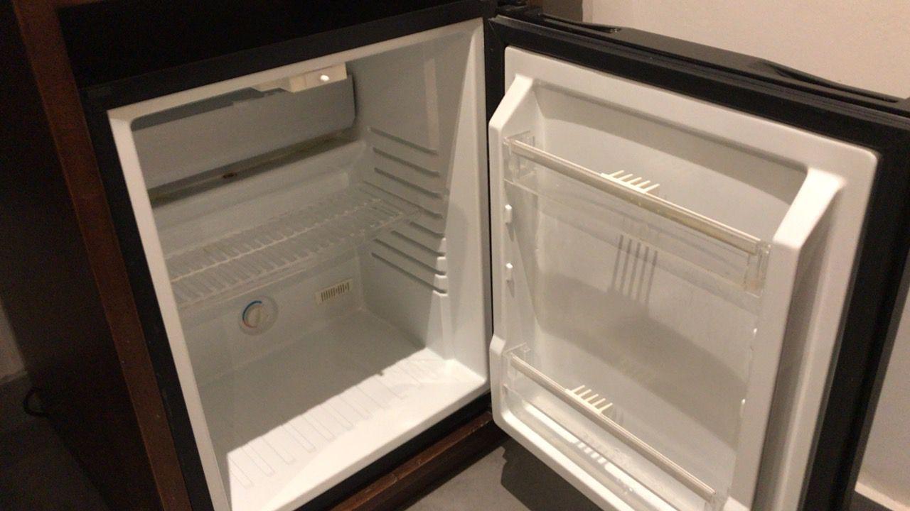 アキレオス シティ ホテル-冷蔵庫