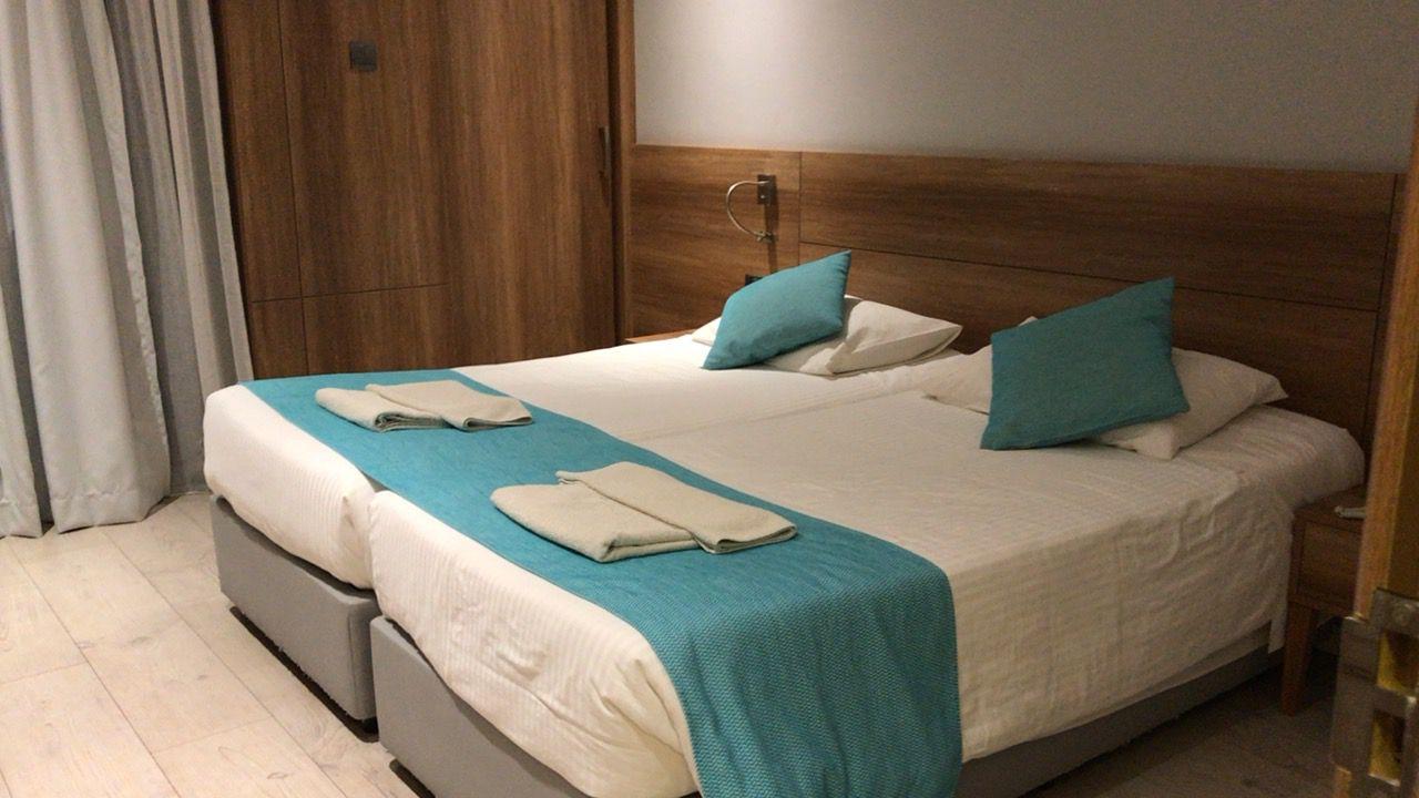 ピラモスホテル-部屋
