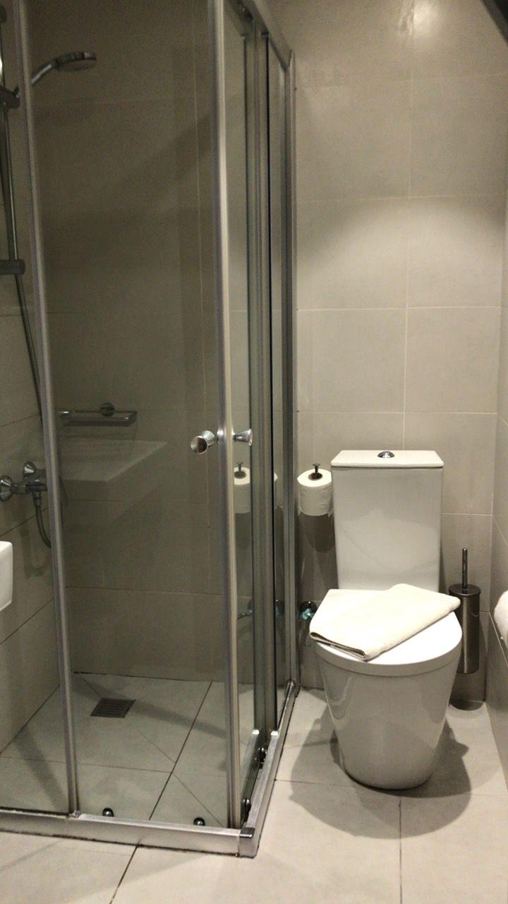 ピラモスホテル-トイレ