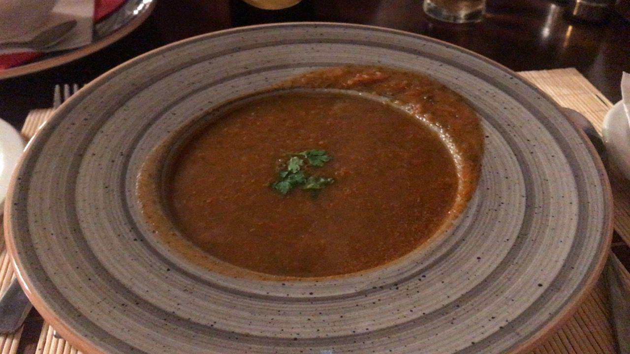 レストラン-Argo-スープ