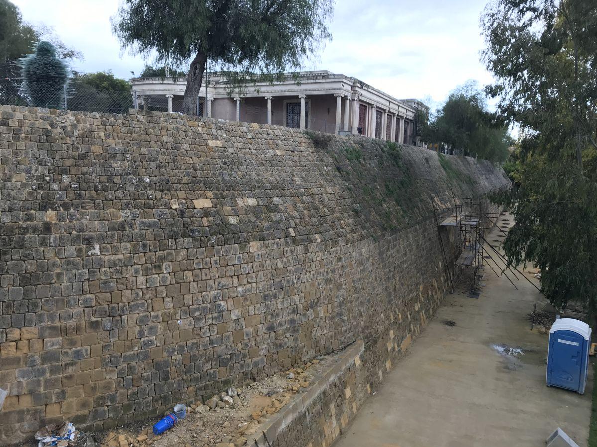 ニコシア城壁