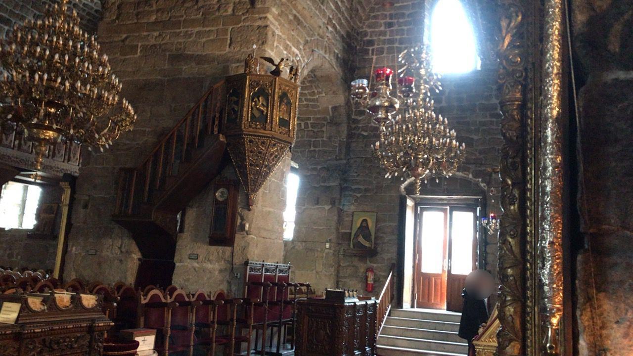 聖ラザロ教会-内部