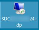 お名前.comリモートデスクトップアイコン